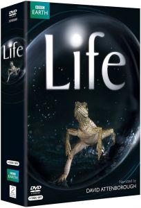 Życie [4 DVD] Miniserial /David Attenborough/