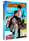 Archer [6 DVD] Sezony 1-3