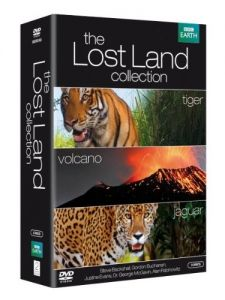 Lost Land: Jaguar / Volcano / Tiger [3 DVD] Miniseriale