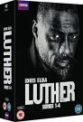 Luther [7 DVD] Sezony 1-4