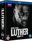 Luther [5 Blu-ray] Sezony 1-4