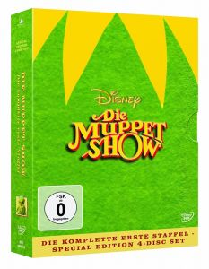 Muppety [4 DVD] Sezon 1
