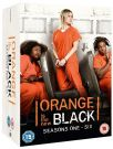 Orange Is The New Black [24 DVD] Sezony 1-6