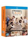 Orange Is The New Black [12 Blu-ray] Sezony 1-4