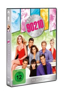 Beverly Hills, 90210 [8 DVD] Sezon 2