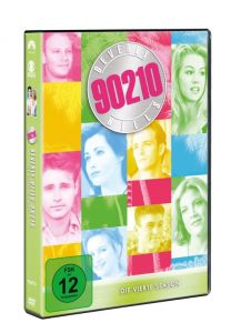 Beverly Hills, 90210 [8 DVD] Sezon 4
