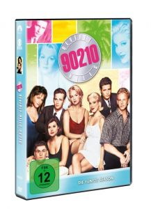 Beverly Hills, 90210 [8 DVD] Sezon 5