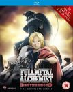 Fullmetal Alchemist: Brotherhood [10 Blu-ray] Kompletny serial
