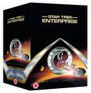 Star Trek: Enterprise [27 DVD] Sezony 1-4