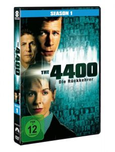 The 4400 [2 DVD] Sezon 1 /PL/