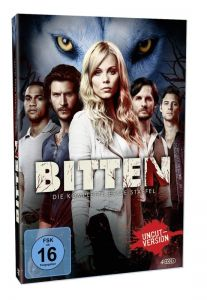 Bitten [4 DVD] Sezon 1