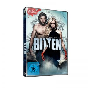 Bitten [3 DVD] Sezon 2