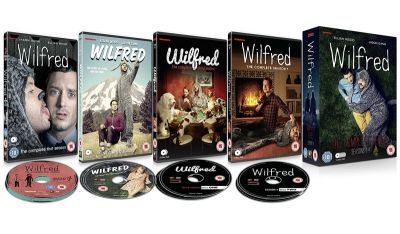 Wilfred [8 DVD] Sezony 1-4