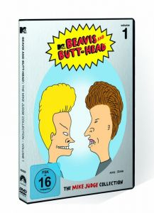 Beavis I Butt-Head [3 DVD] Vol. 1 /PL/