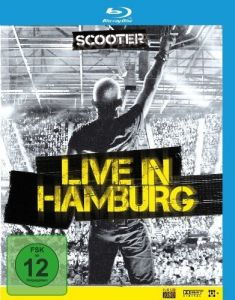 Scooter [Blu-ray] Live in Hamburg