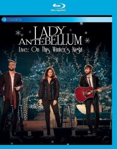 Lady Antebellum [Blu-ray] On This Winter's Night