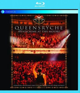 Queensryche [Blu-ray] Mindcrime at the Moore