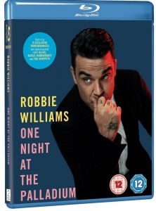 Robbie Williams [Blu-ray] One Night at the Palladium