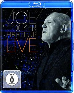 Joe Cocker [Blu-ray] Fire It Up