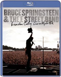 Bruce Springsteen and The E Street Band [Blu-ray] London Calling