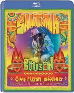 Santana [Blu-ray + CD] Corazon