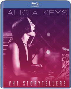 Alicia Keys [Blu-ray] VH1 Storytellers