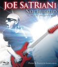 Joe Satriani [Blu-ray 3D + 2D] Satchurated