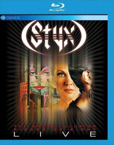 STYX [Blu-ray] The Grand Illusion/Pieces of Eight