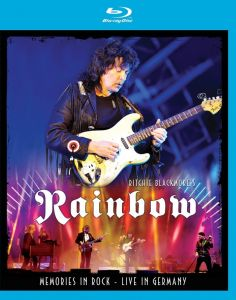 Ritchie Blackmore's Rainbow [Blu-ray] Memories in Rock