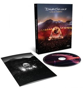Pink Floyd's David Gilmour [Blu-ray] Live at Pompeii