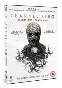 Channel Zero [2 DVD] Sezon 1: Candle Cove