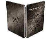 Westworld [3 Blu-ray] Sezon 1: Labirynt /PL/ Steelbook