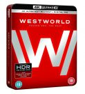 Westworld [3 Blu-ray 4K Ultra HD + 3 Blu-ray] Sezon 1: Labirynt /PL/ Metal