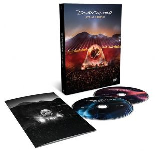 Pink Floyd's David Gilmour [2 DVD] Live at Pompeii