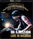 Michael Schenker's Temple of Rock [4K Ultra HD Blu-ray] On A Mission