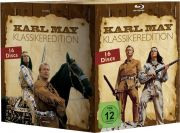 Karl May [16 Blu-ray] Kolekcja Winnetou