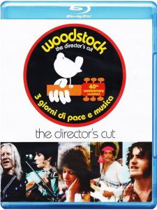 Woodstock [2 Blu-ray] 3 Days of Peace and Music /Limited/