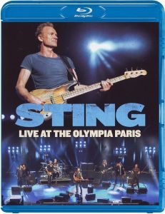 Sting [Blu-ray] Live At The Olympia Paris
