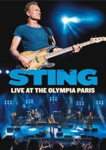 Sting [DVD] Live At The Olympia Paris