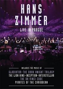 Hans Zimmer [DVD] Live In Prague