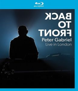 Peter Gabriel [Blu-ray] Back To Front