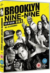 Brooklyn 9-9 [4 DVD] Sezon 1