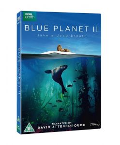 Błękitna Planeta 2 [3 DVD] Miniserial /David Attenborough/