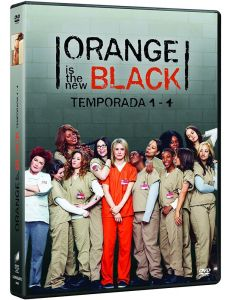 Orange Is The New Black [20 DVD] Sezony 1-4 /PL/