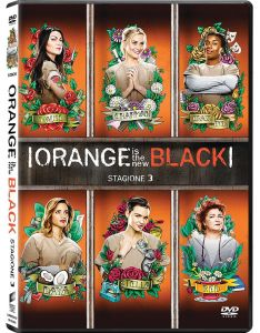 Orange Is The New Black [4 DVD] Sezon 3 /PL/