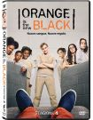 Orange Is The New Black [4 DVD] Sezon 4 /PL/