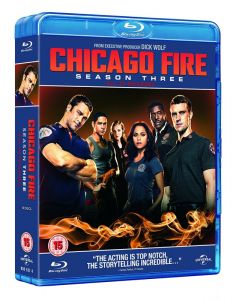 Chicago Fire [6 Blu-ray] Sezon 3