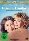 Grace i Frankie [3 DVD] Sezon 2