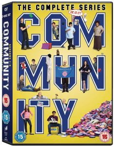 Community [17 DVD] Sezony 1-6