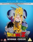 Dragon Ball Z: Filmy [Blu-ray + DVD] Cooler's Revenge / The Return of Cooler